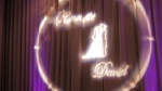 "Custom Gobo! ""Ronnette and David"""