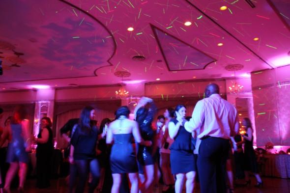 uplight dancing