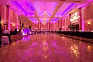 Beautiful shot of the room!
